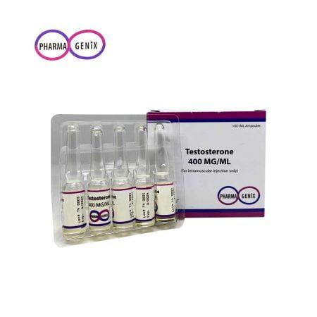 pharma genix testosterone 400
